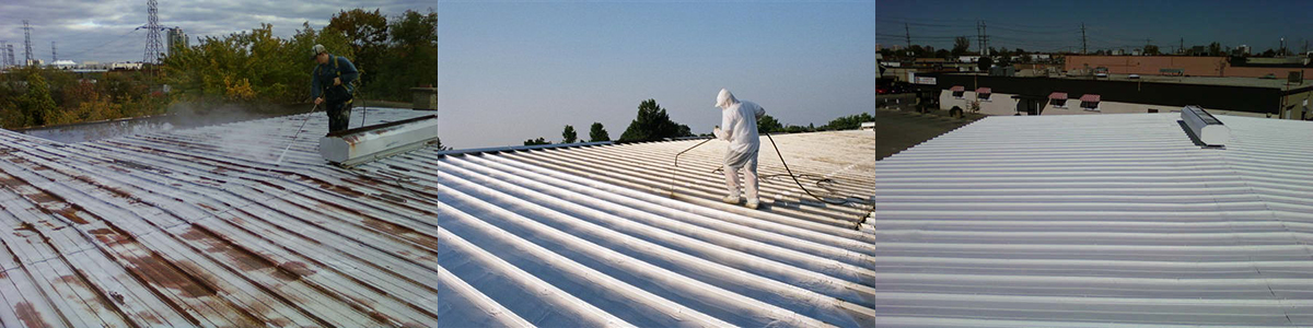 Metal Roof Restoration & Coating GTA